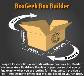 >BoxGeek Custom Printed Corrugated Box Builder