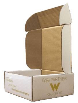 Custom Printed Corrugated Box Five
